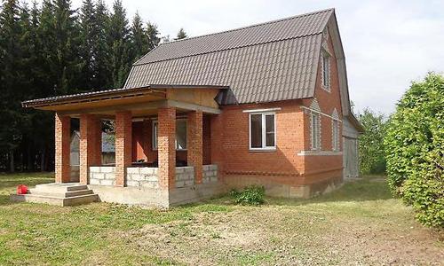 Пристройка для кирпичного дома