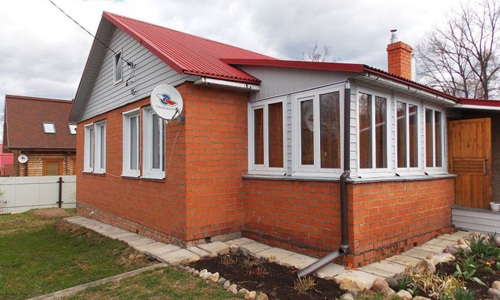 Проблема промерзающей стены в кирпичном доме
