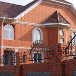 Быстрое возведение дома из керамического кирпича