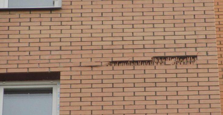 Деформационные горизонтальные швы