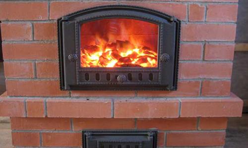 Кирпичная печь для дома