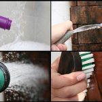 Методы очистки кирпича