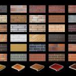 Разновидности плитки под кирпич для кухонной комнаты