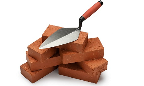 Выбор инструментов для кладки кирпича