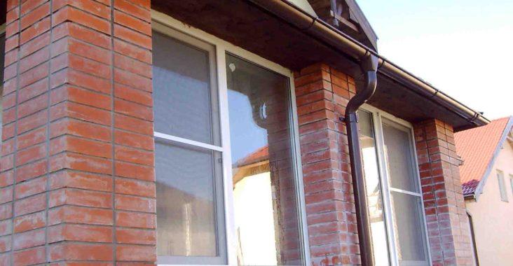 Пластиковые окна установка своими руками в кирпичном