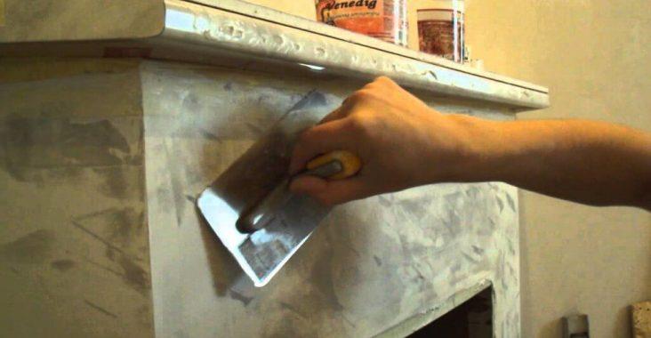 Как отштукатурить печь из кирпича